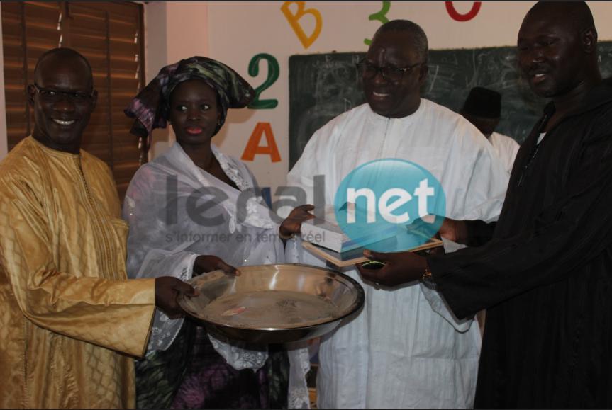Photos : La remise des clés de la Case des Tout-petits à Keur Nganda au Khalife Général des Mourides, Serigne Sidy Moctar Mbacké