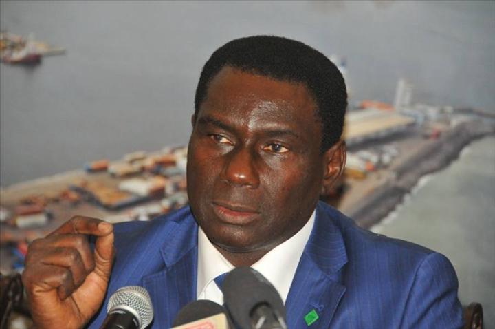 """Cheikh Kanté, Dg du Port de Dakar: """"Aucune mission d'audit ne peut m'épingler, l'argent que je distribue..."""""""