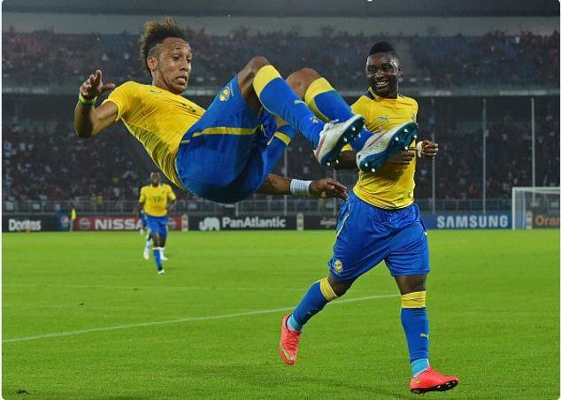 CAN 2017 : Pierre-Emerick Aubameyang signe le premier but de la 31e édition de la CAN