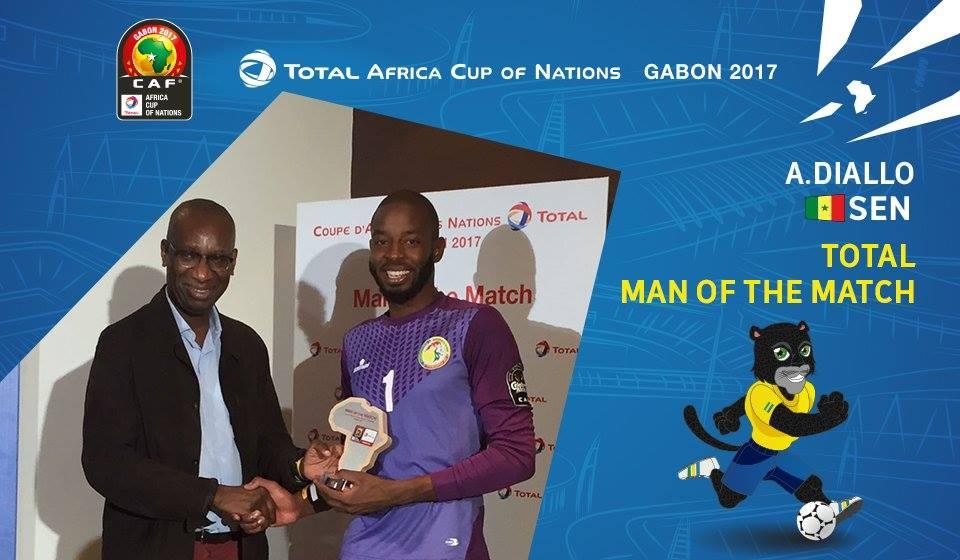Tunisie vs Sénégal : Abdoulaye Diallo élu homme du match par la CAF