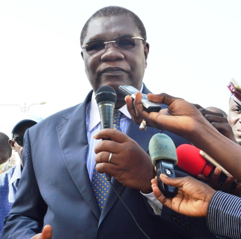 """Ousmane Ngom :""""J'ai décidé de faire politique autrement, de faire une politique du développement..."""""""