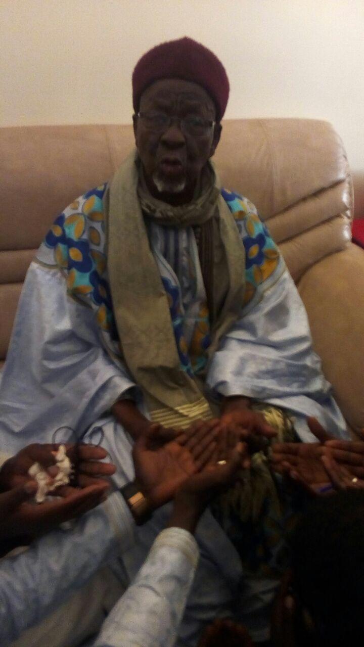 Serigne Cheikh Ahmed Tidiane Seck