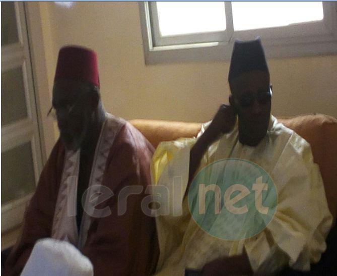 Photos: visite chez le Khalife général de Thiénaba