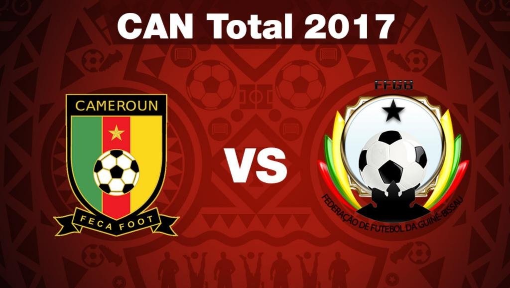 Suivez le match Guinée-Bissau - Cameroun en direct sur leral.net