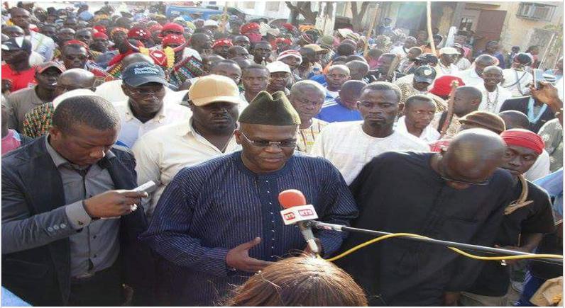 Promotion de l'emploi des jeunes : Modibo Diop, l'ancien Directeur général de l'Aser, inaugure la nouvelle agence de sécurité de Colobane