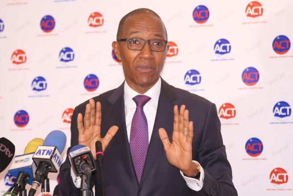Abdoul Mbaye sur l'affaire Petro-Tim : « On m'a fait contresigner un décret basé sur des fausses informations »