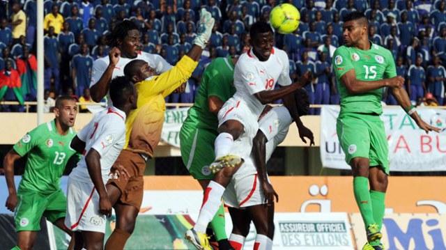 VIDEO - Le but de l'Algérie qui ouvre le score face au Sénégal