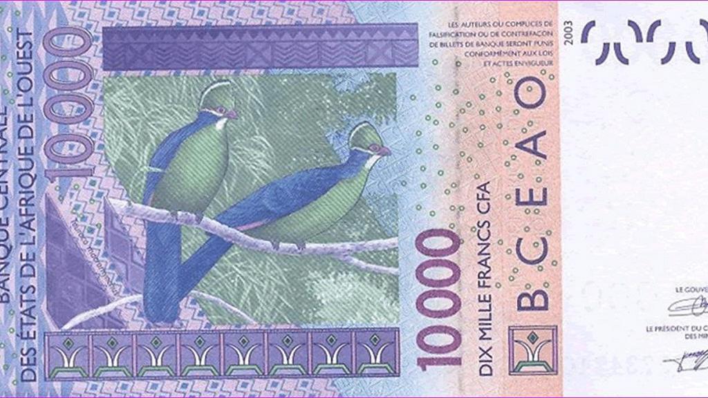 Economie: la BCEAO met en garde contre les rumeurs de faux billets de banque qui lui sont imputés