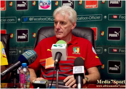 Hugo Broos, coach du Cameroun: « j'ai ma stratégie pour battre le Sénégal »