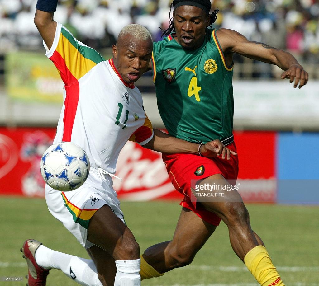 Sénégal- Cameroun : les images de la CAN-2002, regardez