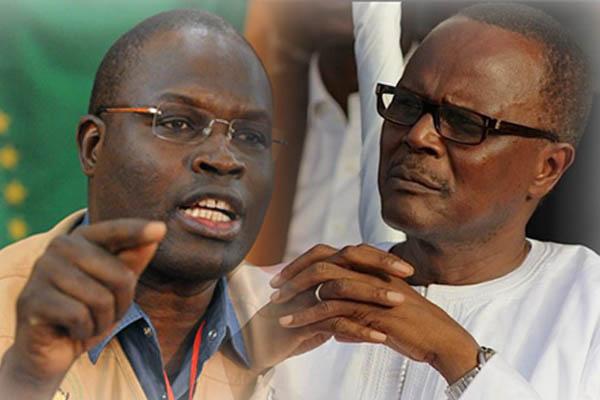 """Relations Khalifa Sall - Ousmane Tanor Dieng: """"je n'ai pas de problème de vision avec Ousmane Tanor Dieng"""""""