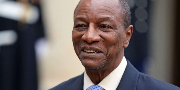 Le président guinéen, Alpha Condé, devient le nouveau président de l'Union Africaine