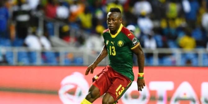 """Christian Bassogog, ailier camerounais, """"sortir le Sénégal, juste incroyable"""""""