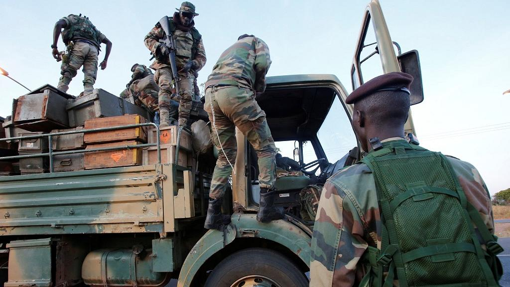 Gambie: Des armes retrouvées au domicile privé de Yahya Jammeh