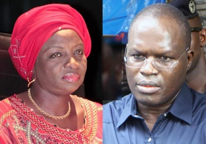 Dans un communiqué, l'Envoyée spéciale du Président Macky SALL brocarde le maire de Dakar tout en se garder de le citer nommément.