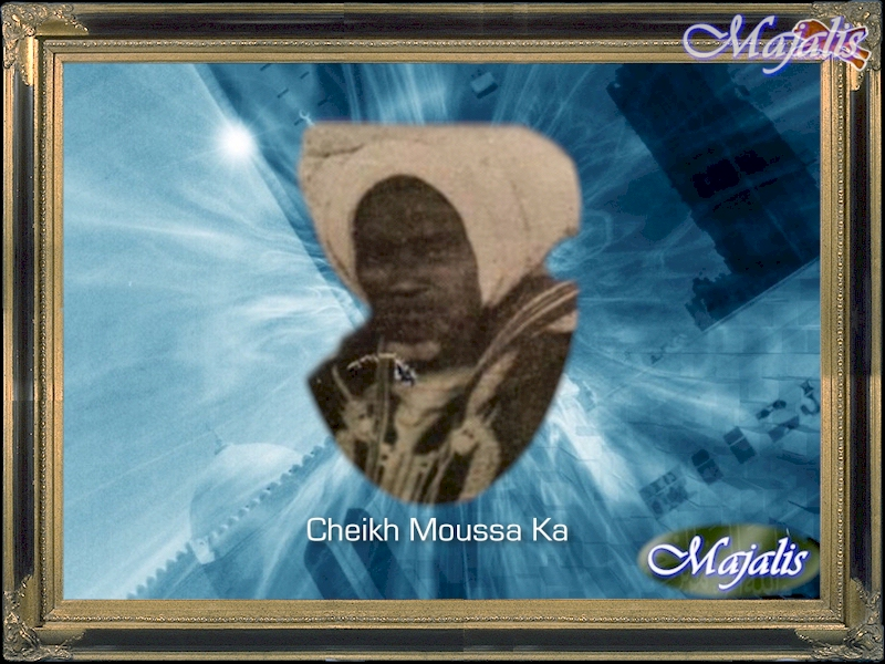 Serigne Cheikh Moussa KA