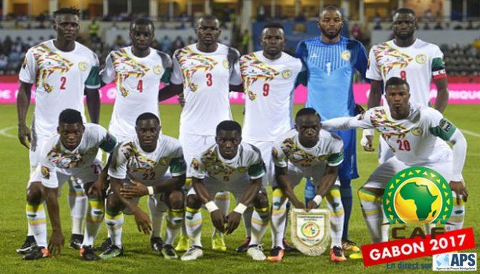 CAN 2017: Eliminé en quarts de finale, le Sénégal classé 5e sur 16 nations