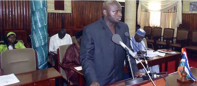 Ousman Sonko n'a pas obtenu l'asile qu'il souhaitait en Suisse. Il a été incarcéré en attendant d'en savoir plus sur d'éventuels crimes contre l'humanité qu'il aurait pu commettre en tant que ministre de l'Intérieur du président Yahya Jammeh. © DR
