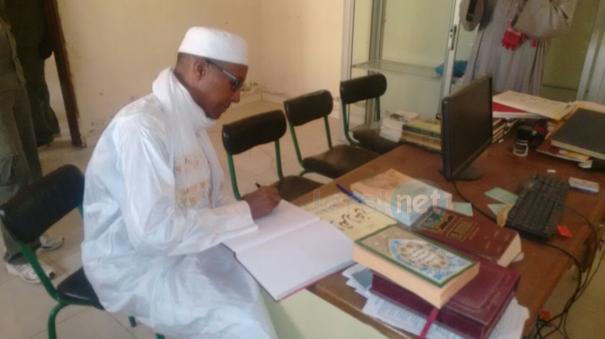 Photos: Abdoul Mbaye tisse sa toile à Matam en passant en passant par Louga