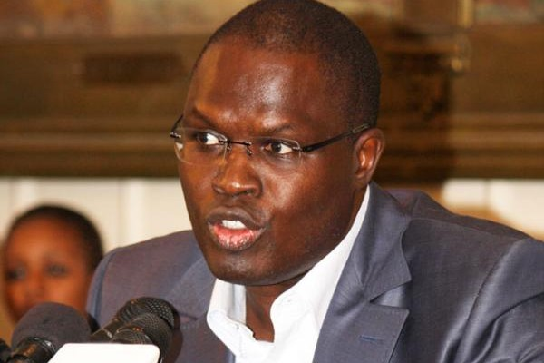 Le maire de Dakar Khalifa Sall