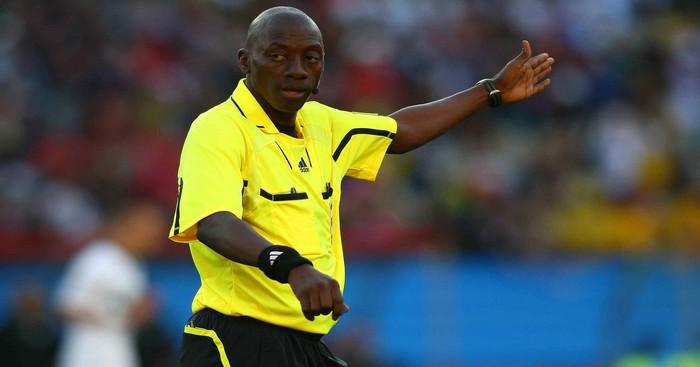 L'arbitre international Sénégalais Malang Diédhiou
