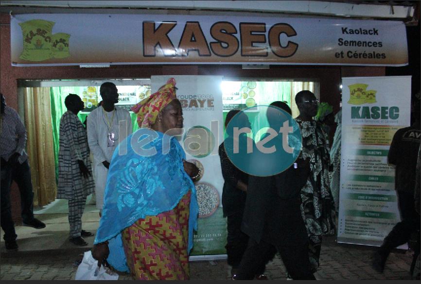 Photos- Un tour à la foire internationale de Kaolack en quelques clichés