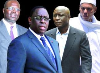 Le sort peu enviable des challengers de Macky Sall:  Khalifa Sall encerclé, Idrissa Seck aphone, Karim Wade exilé