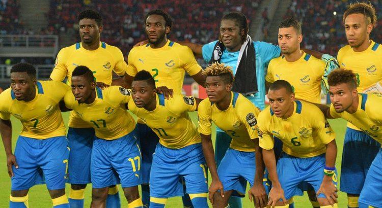 L'équipe nationale du Gabon sortie dès le premier tour