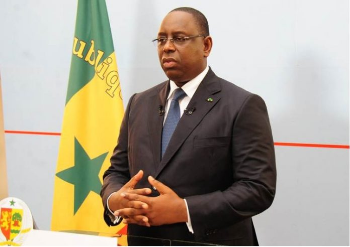 "Qualification au Mondial 2018: Ce que Macky Sall attend des ""Lions de la Téranga"""