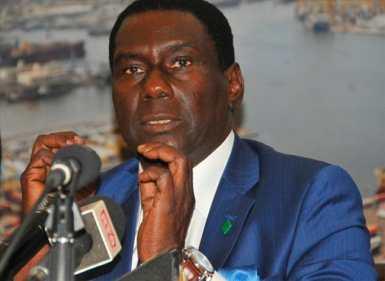 """Cheikh Kanté, Dg du Port de Dakar: """"Marieme Faye Sall est  victime d'attaques qui ne se justifient pas"""""""