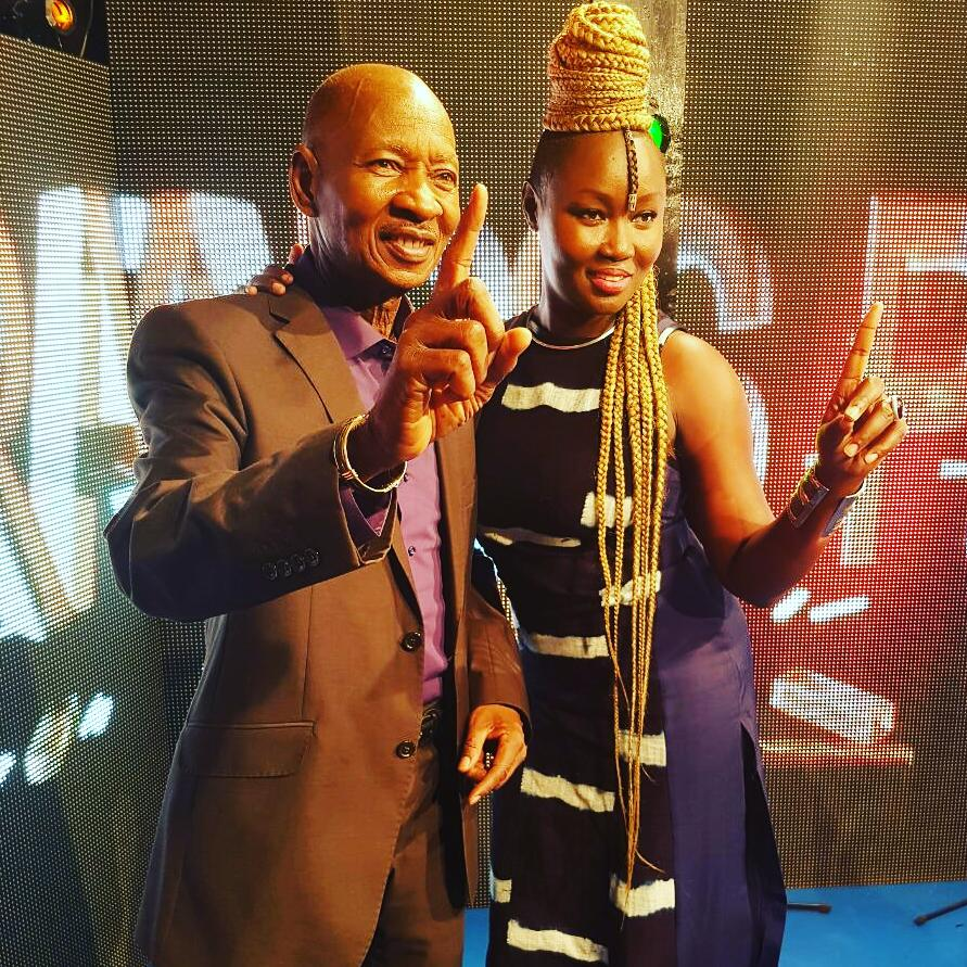 Maestro Bonkana Maiga et Maréma