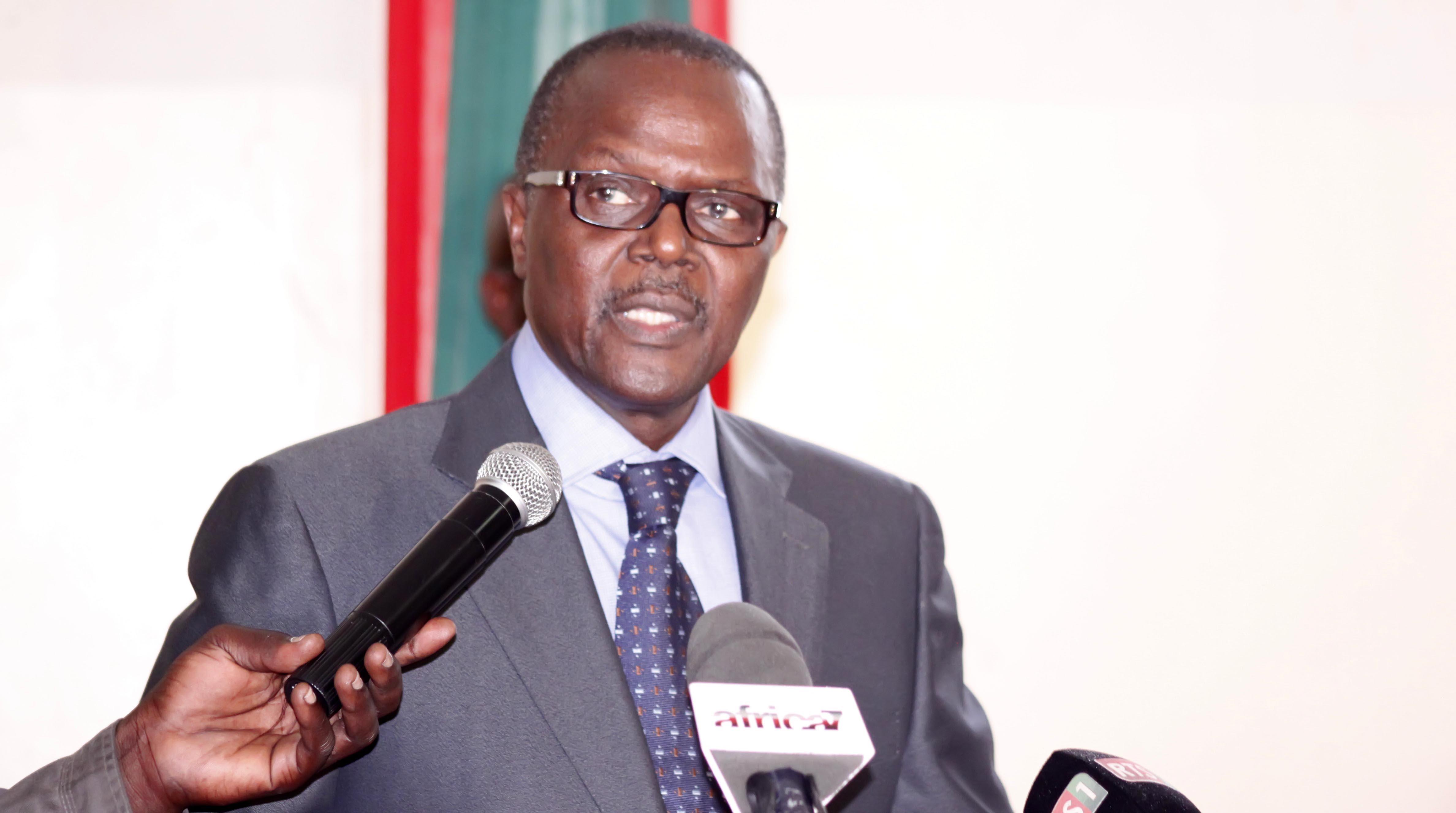 Le secrétaire général du PS, Ousmane Tanor Dieng
