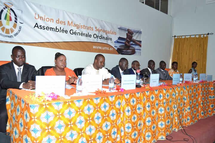 Démission du magistrat Ibrahima H. Dème: l'Union des magistrats du Sénégal s'érige en bouclier contre les critiques formulées à l'endroit de son collègue