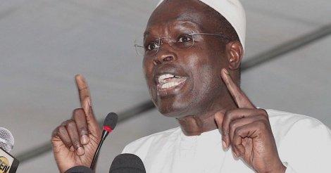 """Khalifa SALL: """"L'emprisonnement, l'intimidation, c'est l'arme des faibles"""""""