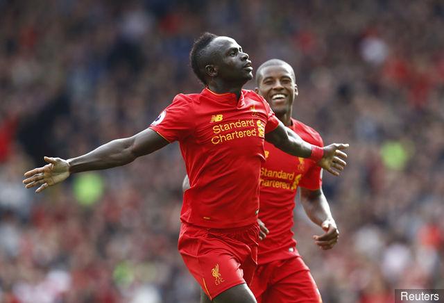 Urgent : Sadio Mané de Liverpool signe un doublé en 2mn face à Tottenam (2-0 en cours)
