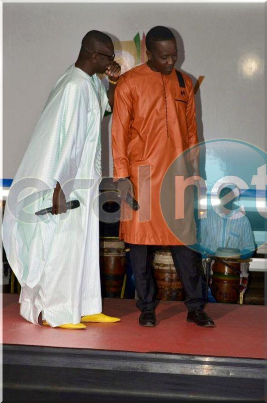 Papa iouf et Momo Mbaye 2STV