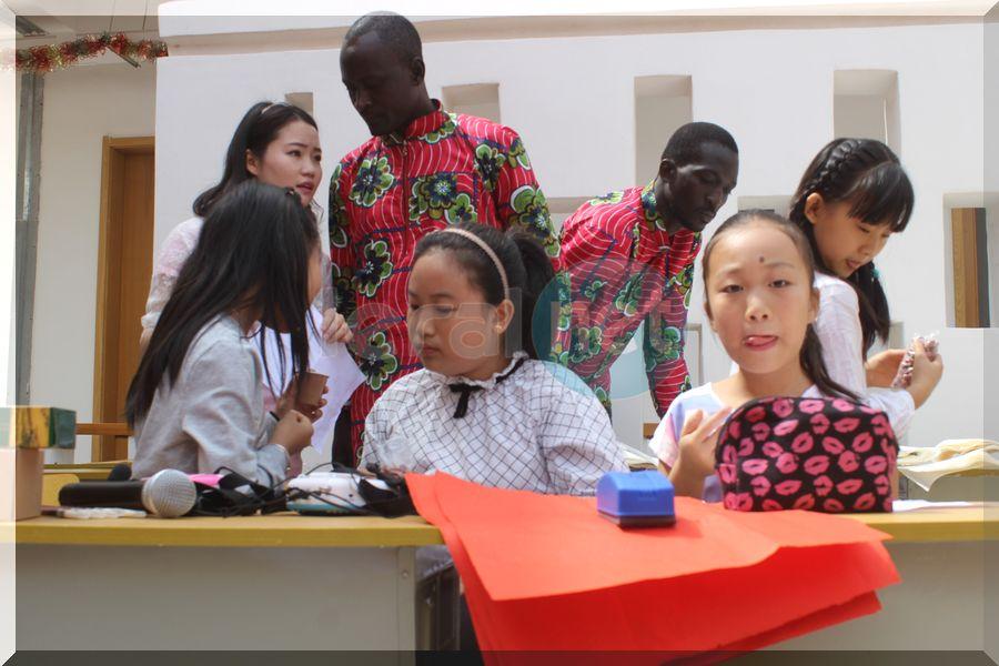 l'Institut Confucius de Dakar