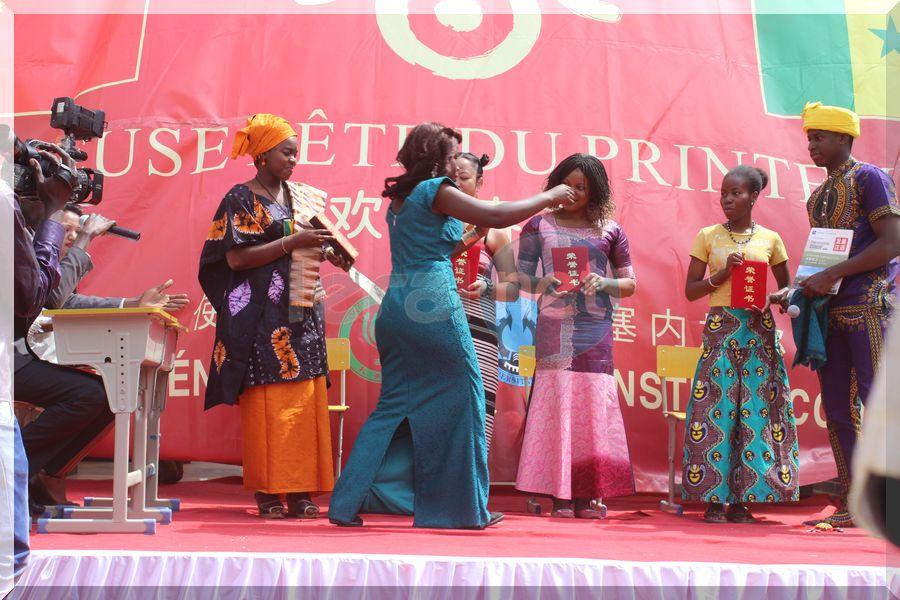Conficius Institute: Revivez en images le brassage culturel entre Sénégalais et Chinois