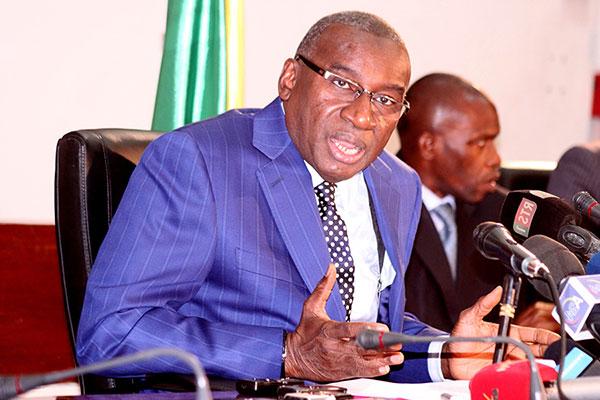 """Sidiki Kaba :""""il y a des dessous politiciens dans l'affaire de la démission du juge Dème"""""""