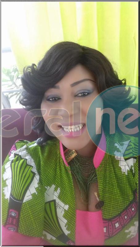 Photos- Mamy Linguère Diop de la TFM très élégante en quelques clichés!!!