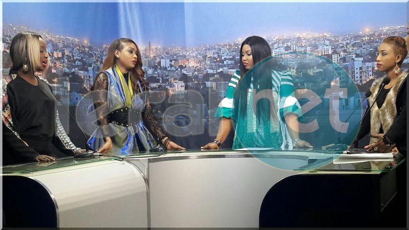Salma et Safary sur scène