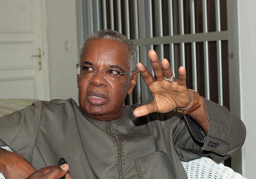 """Djibo Kâ, président du Cndt  : """"C'est trop méchant et injuste. Nous ne sommes pas des vieillards"""""""