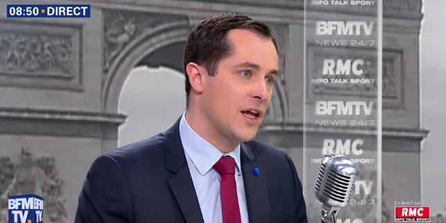 « Tous les terroristes sont immigrés »: l'intox du député européen FN, Nicolas Bay