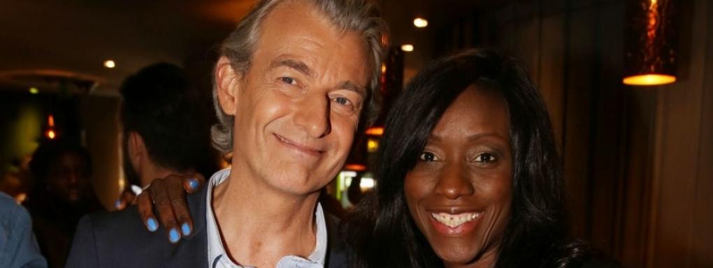 Gilles Verdez et Fatou