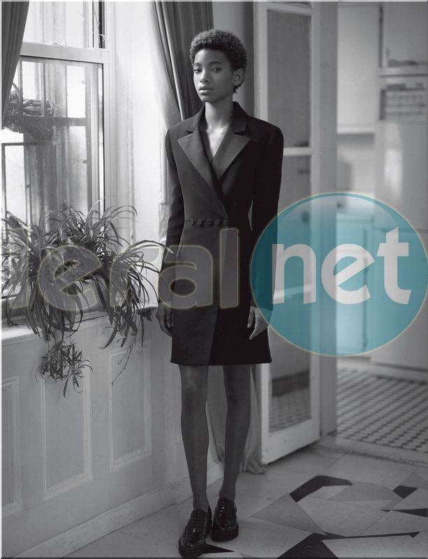 Photos- Willow Smith, la fille de l'acteur américain Will Smith en quelques clichés !!!!