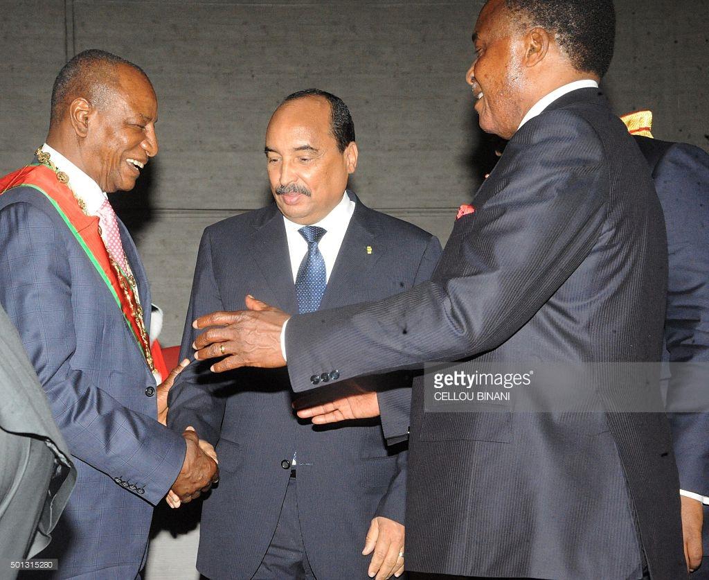 La CEDEAO salue l'implication personnelle des Présidents Alpha Condé et Mohamed Ould Abdel Aziz dans le dénouement de la crise post-électorale en Gambie