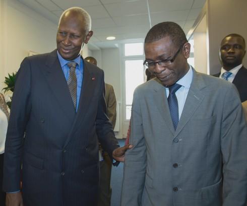 Prix Macky Sall pour le dialogue en Afrique: Abdou Diouf et Youssou  Ndour désignés membres du Comité d'honneur