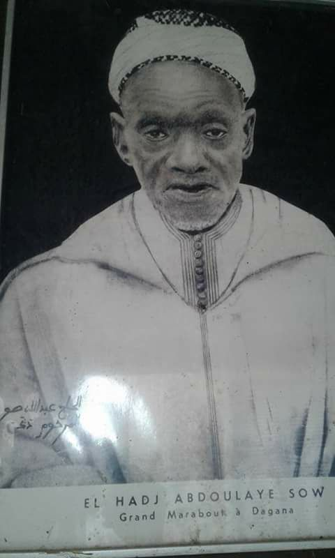 El Hadji Adoulaye Sow, grand marabout à Dagana