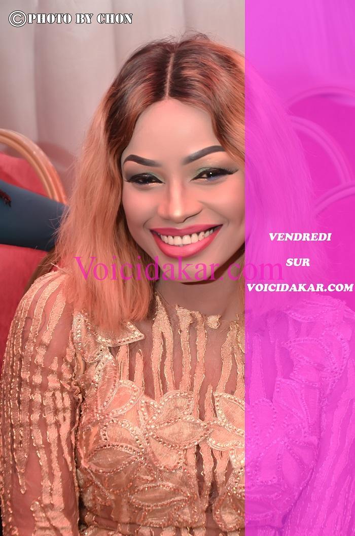 Mbathio Ndiaye dans toute sa beauté de femme fatale