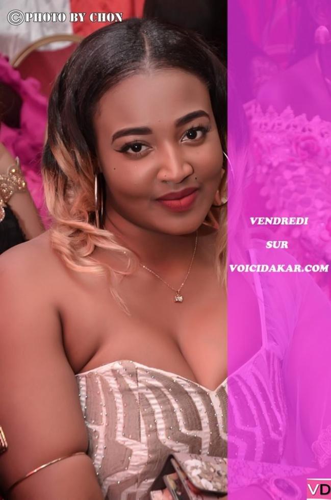 Rokhaya Dia, la séduisante fille de Feu Demba Dia